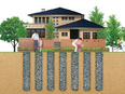 「地盤改良工事」の施工管理※大手ハウスメーカーと直取引で安定した収入可能!3