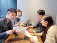 賃貸仲介営業|残業20H以下!成約率の高い自社HPから、1人当たり月30~40件ほどの反響数あり!3