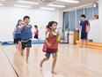 スポーツインストラクター◎子供向け教室/急成長中企業/残業月平均10h以下/オープニングスタッフ歓迎3