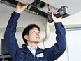 空調設備のサービスエンジニア ◎平均月収/2年目30万円⇒3年目40万円⇒4年目55万円2