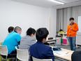 児童支援員(障がい児向けアフタースクールでの勤務です)◆残業なし ◆週休2日制 ◆高い有給消化率2