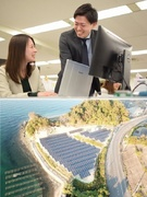 太陽光発電所の設計 ★完全週休2日|年間休日125日/残業基本的にナシ/面接1回/転勤ナシ1