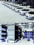 ロボットのテクニカルサポート<AI物流ロボット国内トップシェア>1