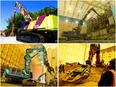 重機オペレーター◎世界に数台の超大型重機を持つ安定企業!車両系の資格保有者、建築・土木経験者優遇!2