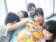 オールイングリッシュの学童保育『明光キッズe』の教室長 ◎住宅手当あり/英会話スキル習得も可能!3