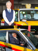 タクシー乗務員◎3ヶ月間無料の社員寮あり│賞与年2回│二種免許の取得費用無料│UIターン歓迎!1