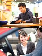 カーライフアドバイザー(反響営業) ★転居を伴う転勤がない地域限定職|1年目の平均年収500万円以上1
