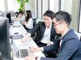 自社サービスの提案営業(SaaSプロダクトを手掛けます)◎残業月平均20時間/年間休日122日!3
