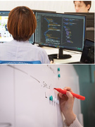 Webデザイナー/土日祝休/年間休日120日/転勤なし/ディレクション・コーディング業務も行ないます1