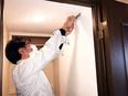 内装工事スタッフ ◎工事は1日平均2件/残業月5時間程度/面接1回・即日内定あり3