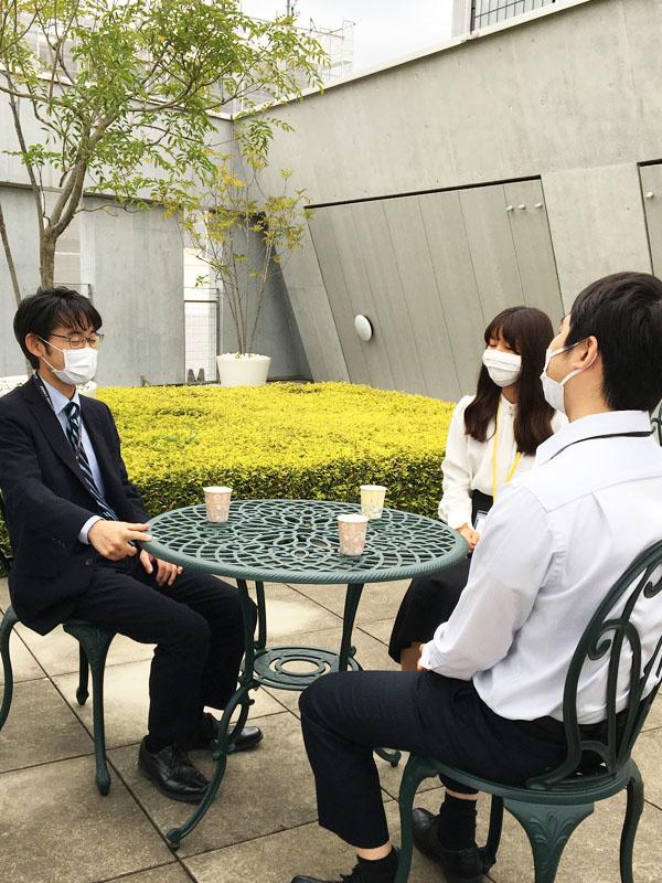 総合職(協会職員)★「日本の産業界を支える」ことがミッション ★定着率90%!働きやすい環境です!イメージ1