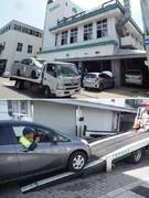 応急処置や搬送などのロードサービス