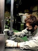 自社オリジナル機械の製造スタッフ ◎創業1970年の安定企業◎昨年度賞与実績/3~7ヶ月分1
