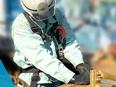 溶接工事の施工管理(一生もののスキルが身につきます)★残業月10時間以下/直近5年の定着率90%!3