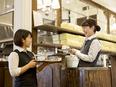 『HARBS』の店舗運営スタッフ◎未経験歓迎/創業40年目のハンドメイドケーキを提供する人気カフェ2