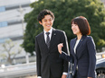東証一部上場企業の正社員。年収800万円を超える社員の多くがフリーターからの転身/営業3