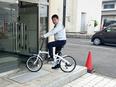解体工事の法人営業(未経験歓迎)◎マイ自転車、持ち込みOK!/完全週休2日制/転勤なし2