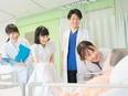 看護助手★未経験・無資格で月給27.2万円/有休取得率約8割/国家資格取得可3