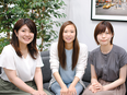 未経験からはじめるITサポートスタッフ ◆東証一部上場企業グループ/年間休日122日/研修充実3
