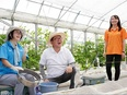 法人営業 ◎独自のビジネスモデル『農業×障がい者雇用』で世界を変える│東証一部上場企業100%子会社2