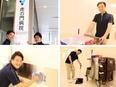 清掃スタッフ◎オープニング!20名採用/未経験歓迎/月給23万円以上+賞与年2回/10年連続業績UP2