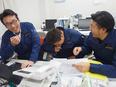 外壁工事の施工管理(施工管理技士1級45万円~/2級40万円~)◎直近5年の定着率90%2