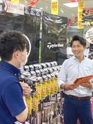 ゴルフショップの店舗スタッフ(店長・マネージャー候補)★早期にキャリアアップができる環境!1