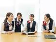 受付スタッフ/docomo・au・Softbank/昨年賞与実績4カ月分/茨城県内シェアトップクラス3