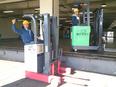 新しい倉庫でのフォークリフトオペレーター◎選べる勤務時間制◎完全週休2日制◎年休122日2