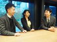 官公庁・公共系プロジェクトのチームリーダー◎事業拡大により業績絶好調!笑顔で働く人を増やす仕事です。3