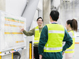 倉庫内品質管理スタッフ◎WEB面接可/オープニング含む全国の物流拠点で積極採用/正社員登用有2