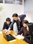 施工管理のサポートスタッフ(長時間労働から施工管理を救う事業/土日の完休2日制/オフィス内での業務)1