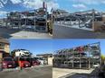 駐車場の技術営業(既存のお客様に向けて、部品の交換を提案します)3