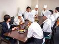 ベーカリーレストランの運営スタッフ◎未経験歓迎◎WEB面接1回のみ2