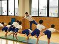 幼児体育のインストラクター(未経験歓迎)サッカー、器械体操、新体操、ダンス等スポーツ経験が活かせます2