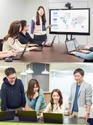 「Salesforce」のマーケティングサポート ◎年間休日120日以上/ゼロから学べる研修あり!1