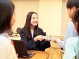 校舎事務スタッフ ★保護者・生徒・先生と一緒に受験をサポート/未経験歓迎!3