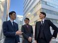 フィールドエンジニア(未経験OK)年休126日|残業月平均15h以内|東証一部上場グループの専門商社3