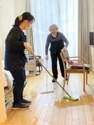 介護スタッフ ★入居者のやれること、やりたいことを大切にする住まい(高齢者住宅)/残業月20時間以内1