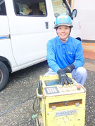 地盤調査スタッフ ◎東証マザーズ上場グループ ◎福利厚生も充実 ◎1人でコツコツできる作業です。1