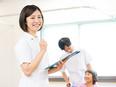 介護スタッフ ☆4600以上の取引先から理想の職場を見つけられます|月収約22万~27万円!2