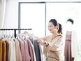 アパレル販売スタッフ ★ファッション業界で生きていく、そんな想いを応援します。★研修制度充実3