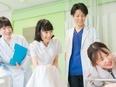 看護助手│月給27.2万円以上/有休取得率約8割/未経験から医療チームの一員に3