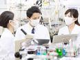 研究開発職|素材開発などの化学系実験者募集/土日休み・転勤なし/★WEB面接可★2