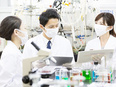 医薬品や食品の品質管理|★東証一部上場グループ★年休120日以上★WEB面接OK3