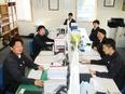 現場管理スタッフ(現場代理人)◎未経験歓迎◎札幌から転勤なし◎全社員の約半数が勤続10年以上!2