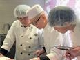 厨房責任者 ◎2022年4月芦屋山手にホーム(福祉施設)がオープン!新料理チームのリーダー候補募集2