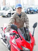 ドライバー★インターネットオークションや通販、引越しのバイクを集荷・配達します★普通免許のみでも可!1