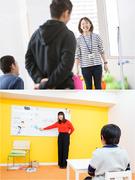 児童支援員(障がい児向けアフタースクールでの勤務です)◆残業なし ◆週休2日制 ◆高い有休消化率1