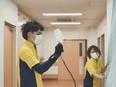 ハウスクリーニングスタッフ★今、必要とされている仕事で月収30万円以上可★休日スタイル選択可3